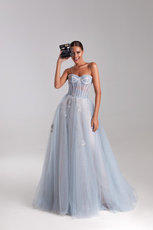 Dreamy Gown With Semi Sweetheart Neckline Millanova Fairytale Dress Ball Dresses Gowns [ 1500 x 1000 Pixel ]