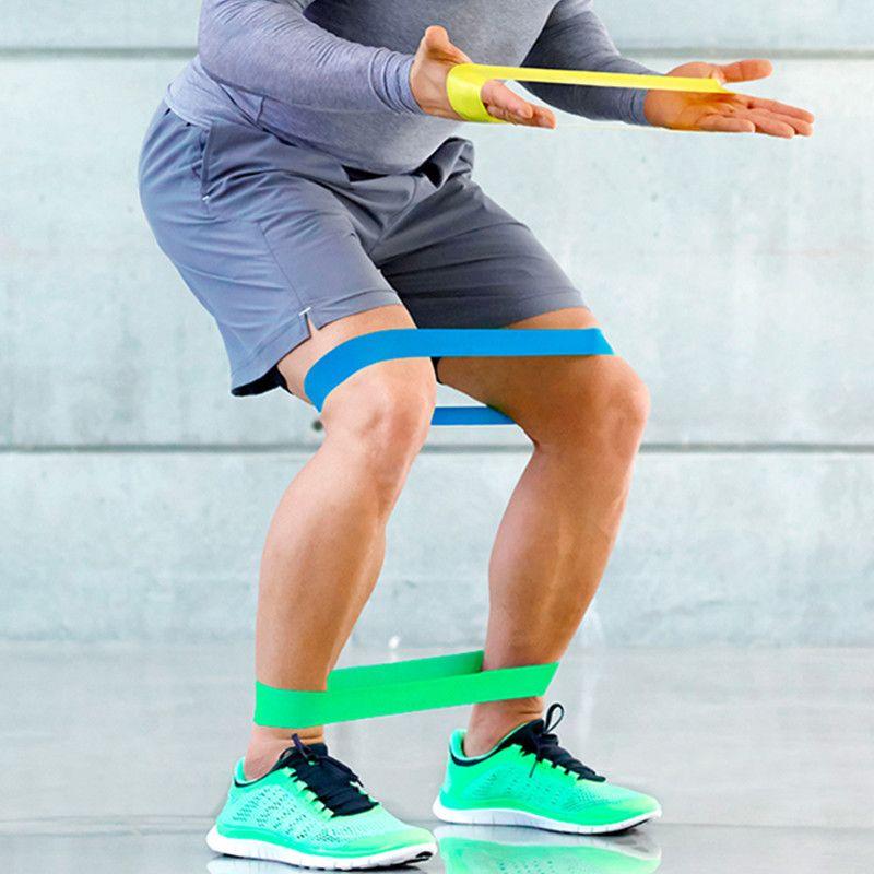 Zespoly Oporu Petli Cwiczenia Fitness Wyposazenie Silowni Trening Silowy Urzadzen Silowni Crossfit Gumki Late No Equipment Workout Resistance Band Band Workout