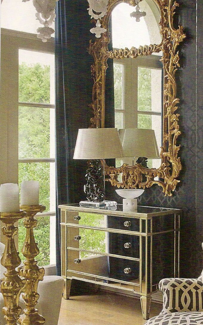 Luxury Showcase For Living Room Royal Art Deco: French Regency Interiors - Google Search