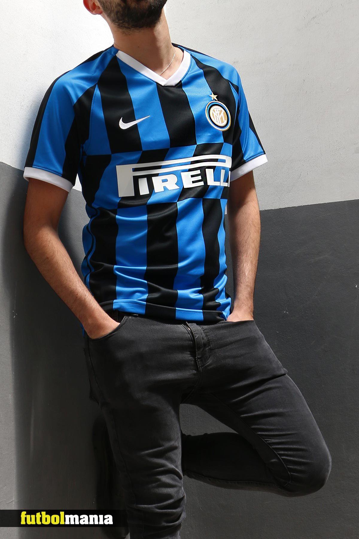 Camiseta Nike Inter 2019 2020 Stadium Camisetas Casacas De Futbol Camisetas De Fútbol