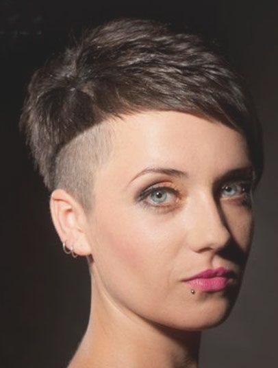 short asymmetrical emo hairstyles in 2020 | frisuren