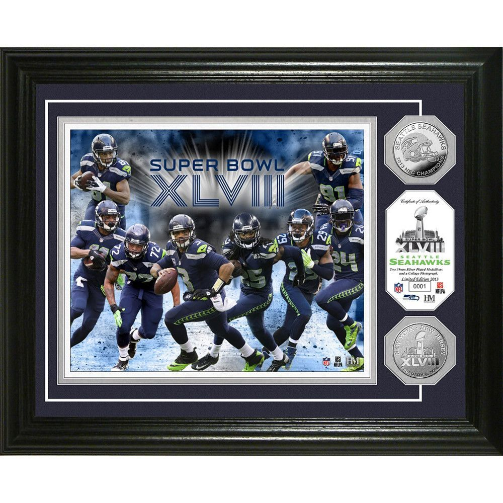Seattle seahawks super bowl 48 team force silver coin photo mint seattle seahawks super bowl 48 team force silver coin photo mint jeuxipadfo Choice Image