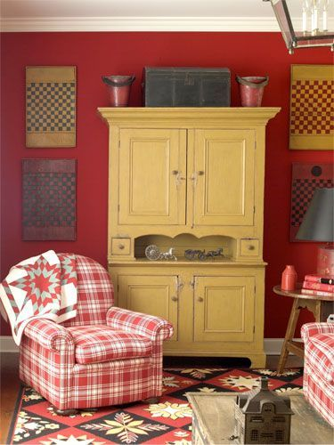 Five Minutes To Comfort. Country PrimitivePrimitive DecorPrim DecorPrimitive  ColorsPrimitive Living RoomCountry ...