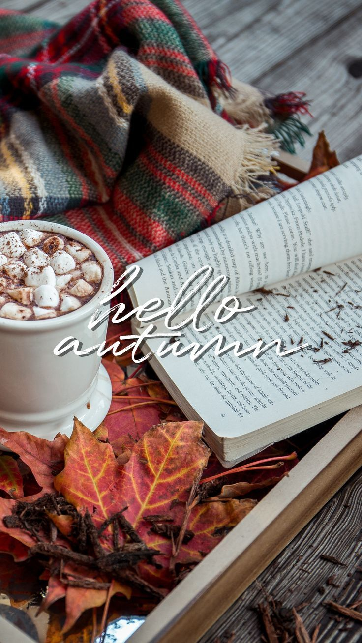 Wallpaper #7 Hello autumn - Great Pins #helloautumn