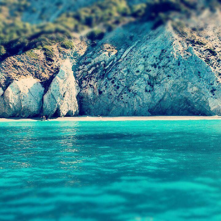 Lalaria beach, Skiathos - I want to go to all the Greek islands!