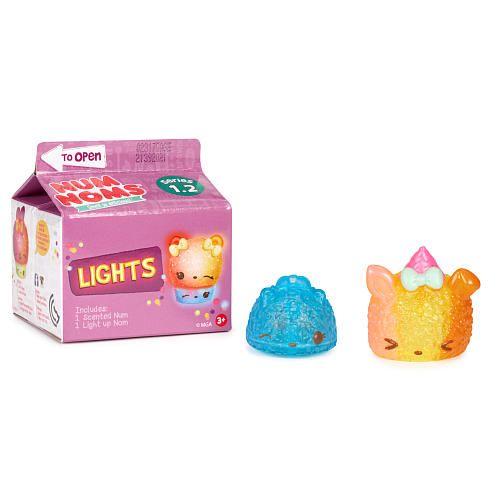 "Nom Nums Lights Series 1.2 Vinyl Figure - 1 Blind Pack - MGA Entertainment - Toys ""R"" Us"