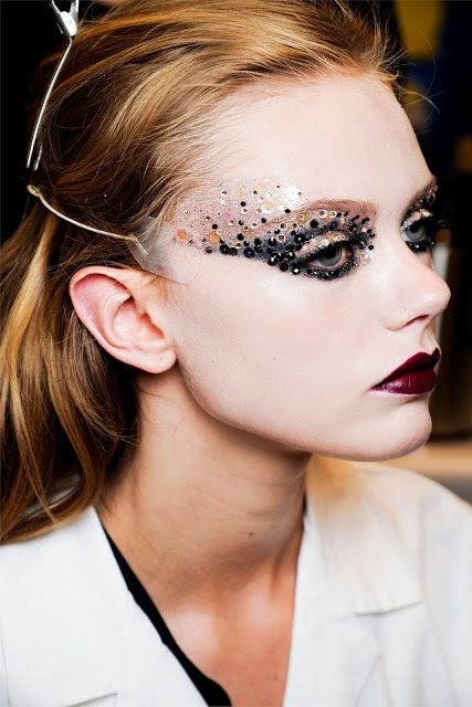 Christian Dior Haute Couture f/w11 Backstage.