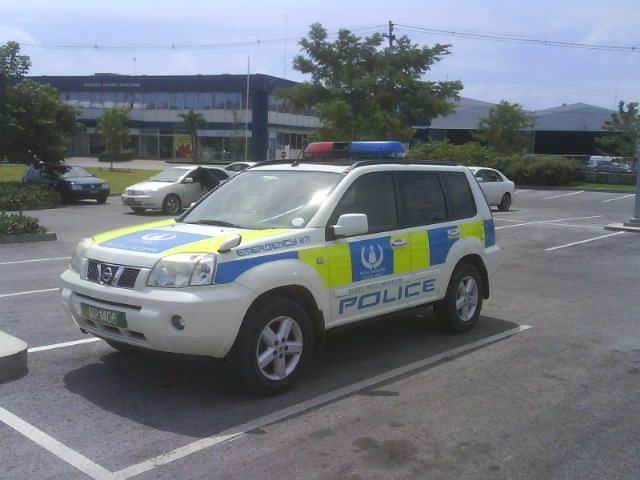 Barbados Police Nissan Patrol 001 - Police cars by country ...