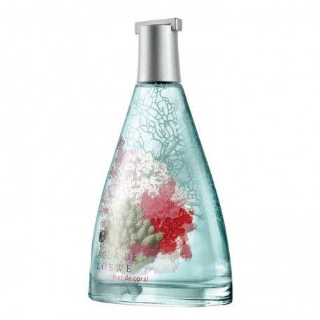 Agua De Loewe Mar De Coral Es Un Perfume Unisex Tipicamente