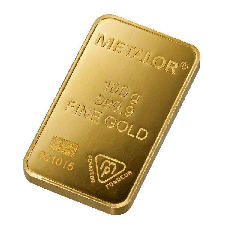 100 Gram Gold Bullion Bar Ing Bars Cash For Goldcoins