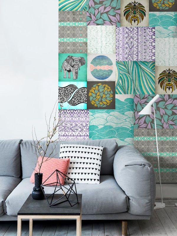 Das ruas para sua parede! O Lambe Lambe da Urban Arts é uma opção descolada para colorir suas paredes de um jeito diferente. O resultado visual é tipo um papel de parede com uma estética mais street a...