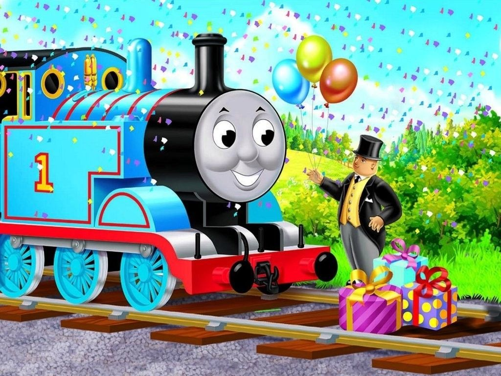 Thomas The Tank Engine Wallpaper Click To View Thomas E Seus