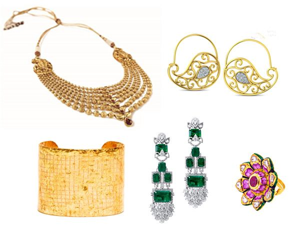 Our love affair with jewellery knows no end! And with Navratri and Diwali lined up in the coming months, we couldn't help but indulge in some festive bling. For those of you who love traditional jewellery, you can opt for gold and kundan, while those with a penchant for something modern can trust the eternal diamond. Check out some of the most fabulous jewellery picks for Navratri and Diwali here.Also Read: Stylish Clutches for the Festive Season