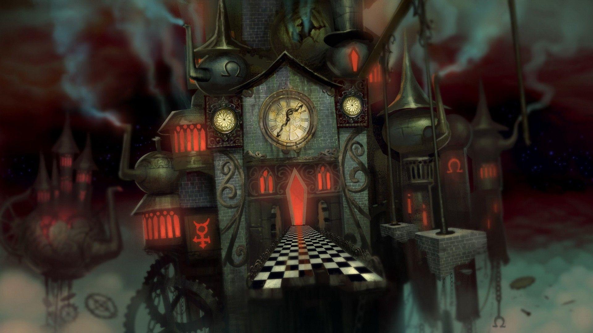 American Mcgee S Alice Madness Returns 1126415 Zerochan