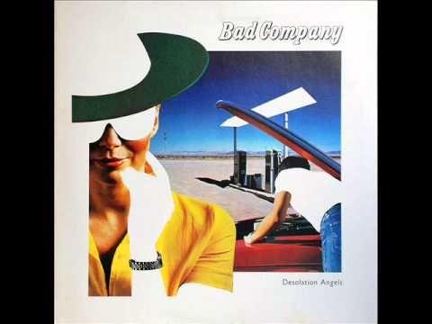 Bad Company Desolation Angels Full Album Album Cover Art
