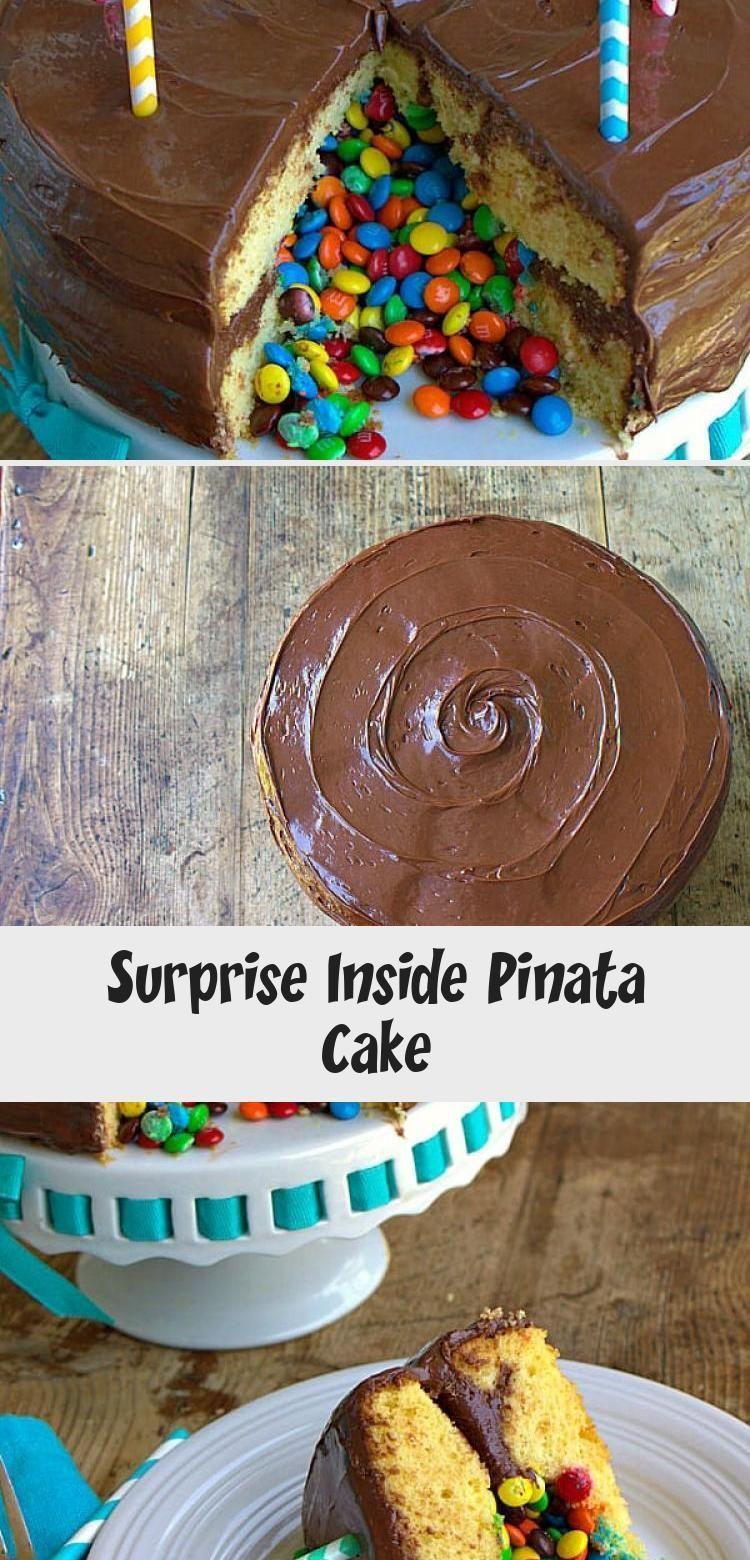 Photo of Surprise Inside Pinata Cake – Kuchen – Surprise Inside Pinata Cake, Schritt für…