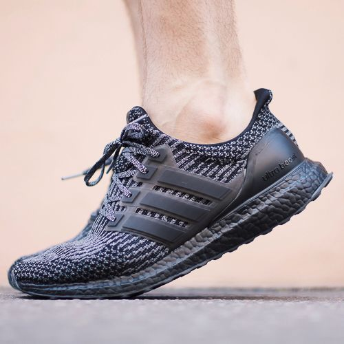 premium selection e46a6 16dfa Adidas - Ultraboost 3.0 black silver. Harper Store - Clothing and Sneakers.