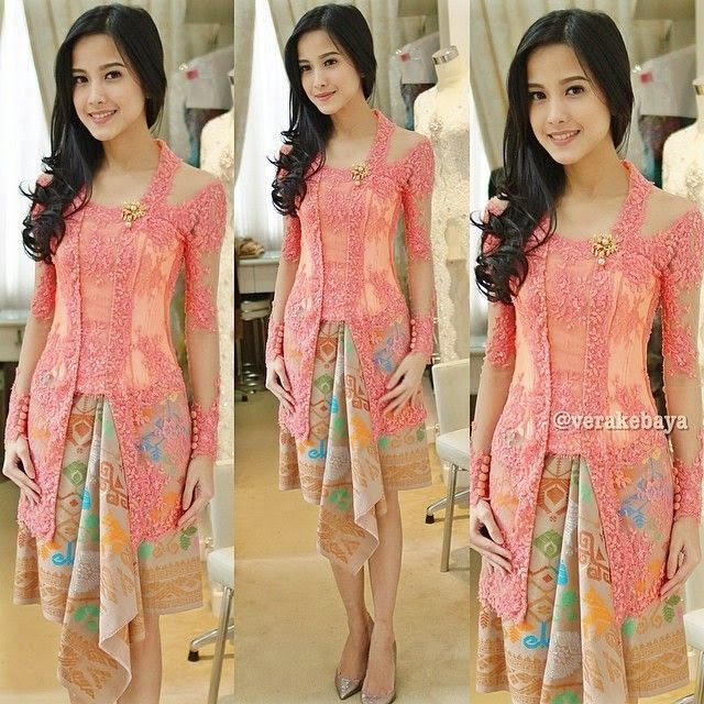 Model Gaun Kebaya Untuk Remaja Design Vera Anggraini Verakebaya