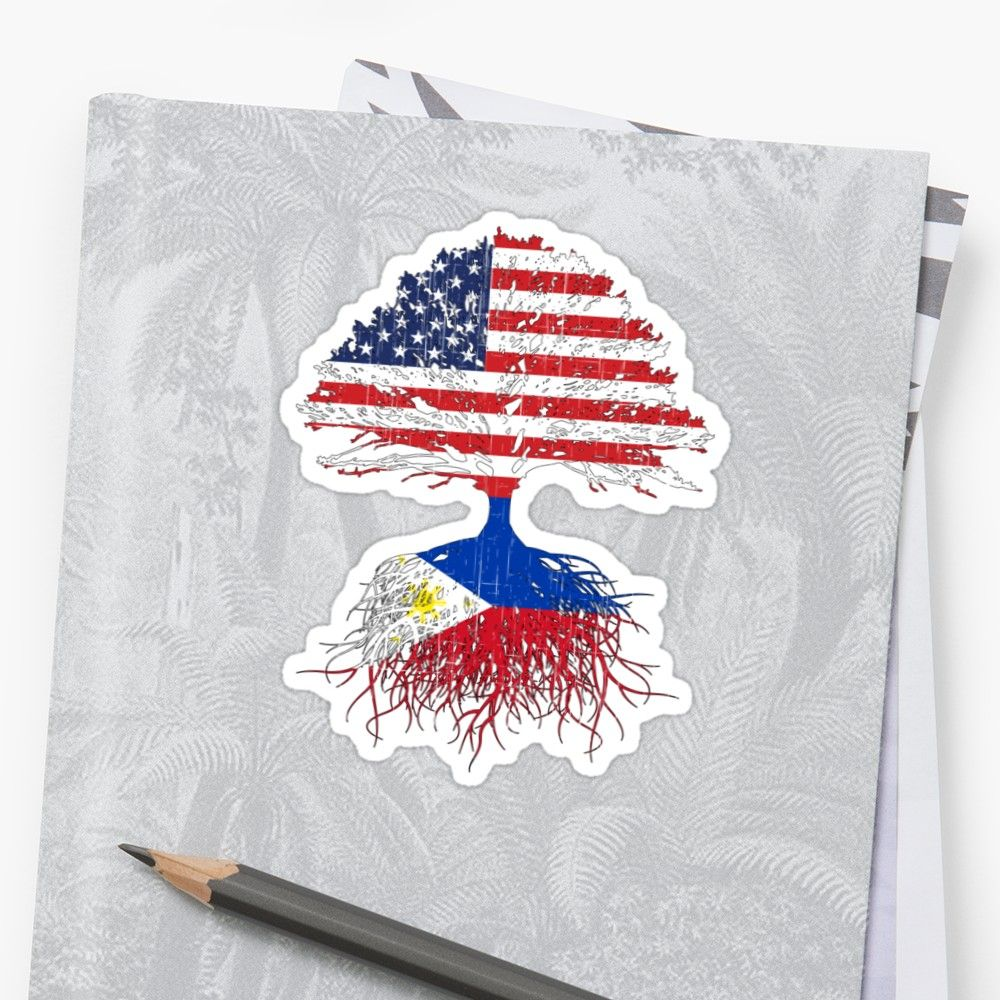 Philippine Flag Filipino Decal Stickers For Cars Laptop Wall Waterbottle Tumblers Yeti Hydroflask Computer Case New Sticker Car Stickers Decals Stickers [ 1688 x 3000 Pixel ]