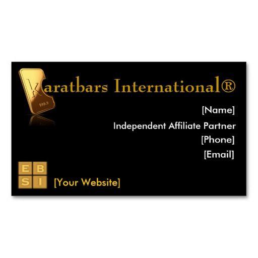Karatbars international business cards ideas for the house pinterest karatbars international business cards colourmoves
