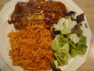 Delicious Mexican Villa Enchilada copy-cat recipe.