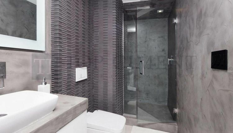 Baños microcemento - los cincuenta diseños más interesantes ...