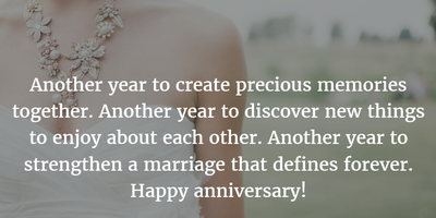 Anniversary Quote Stunning 25 Best Wedding Anniversary Quotes For Husband  Enkivillage .