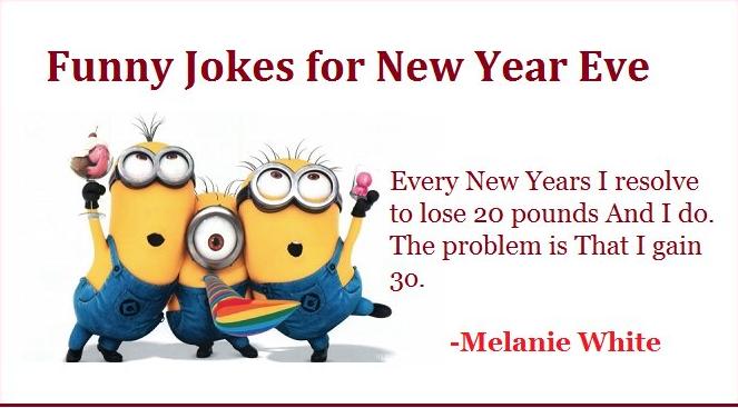 Happy New year Funny SMS Jokes 2020 in English & Hindi
