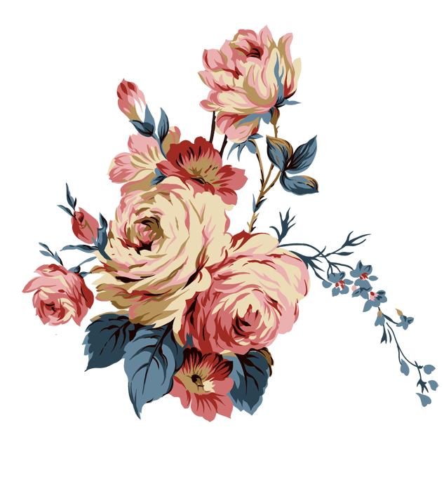 سكرابز شرائط دانتيل بدون تحميل بحث Google Flower Drawing Victorian Flowers Digital Flowers