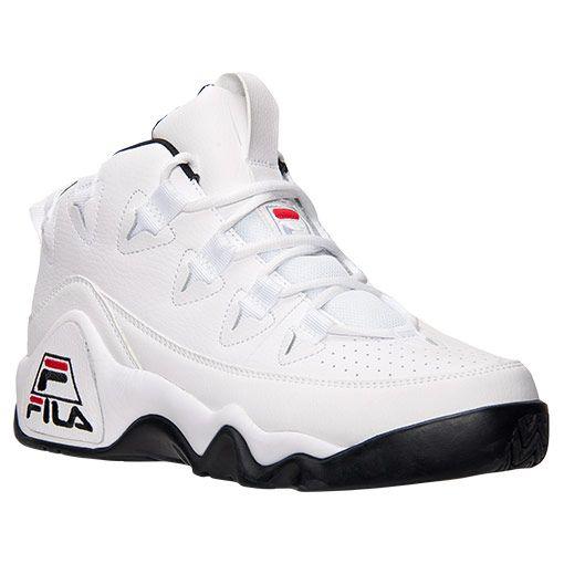 Men's Fila The 95 Basketball Shoes