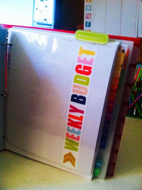 The House on Hillbrook: DIY PLANNER DIVIDERS A SILHOUETTE CHALLENGE