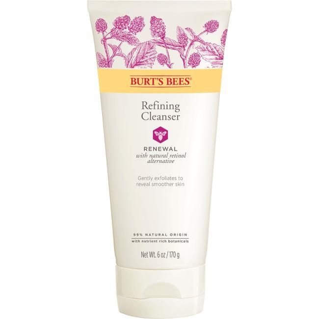 Photo of Burt's Bees Renewal Refining Cleanser | 6 oz Cream | Skin Ca…