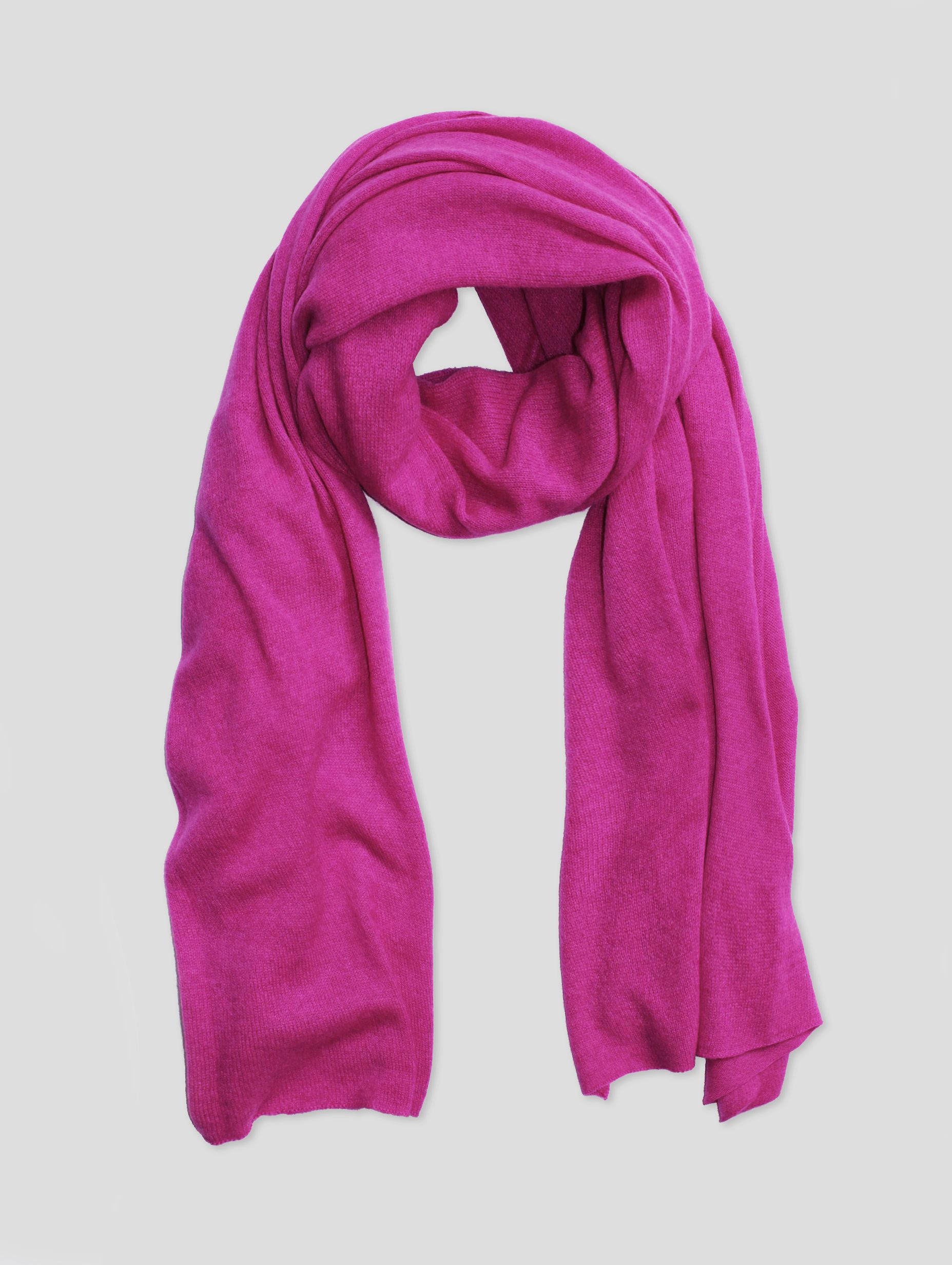 b5474e2be3 The Travel Wrap    Bright Fuchsia Heather