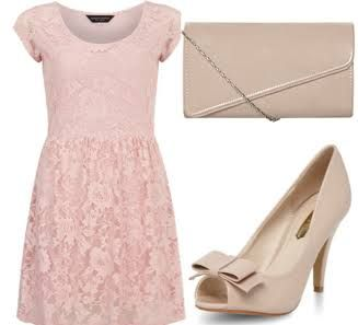 what color shoes to wear with pink