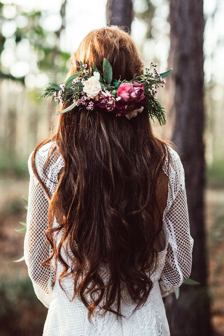 15 heavenly wedding hair ideas | bridal hairstyle
