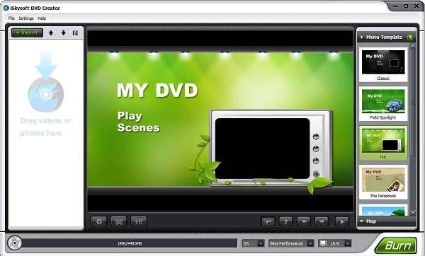 iSkysoft DVD Creator 6.2.8.156 Crack + Registration Code ...