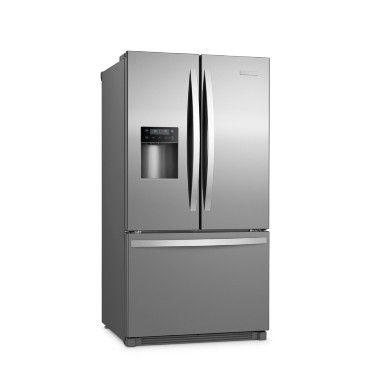 Refrigerador French Door Icon Inox Fdi90 Electrolux Casa