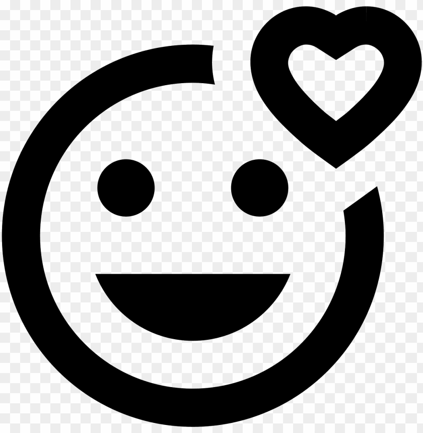 Smiling Face With Heart Icon Smiley Material Desi Png Image With Transparent Background Png Free Png Images Heart Icons Smile Face Png