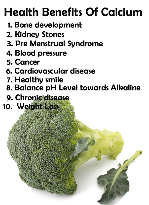 10 Best Health Benefits and Uses Of Calcium | Kidney ...