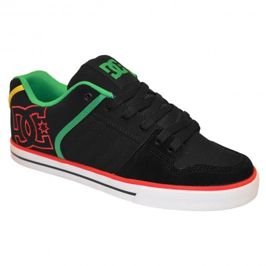 DC Shoes Chase XE black rasta chaussures de skateboard pour hommes 85€ #shoe #shoes #chaussure #chaussures #footwear #dc #dcshoes #dcshoe #dcshoecousa #dcskateboarding #skate #skateboard #skateboarding #streetshop #skateshop @PLAY Skateshop