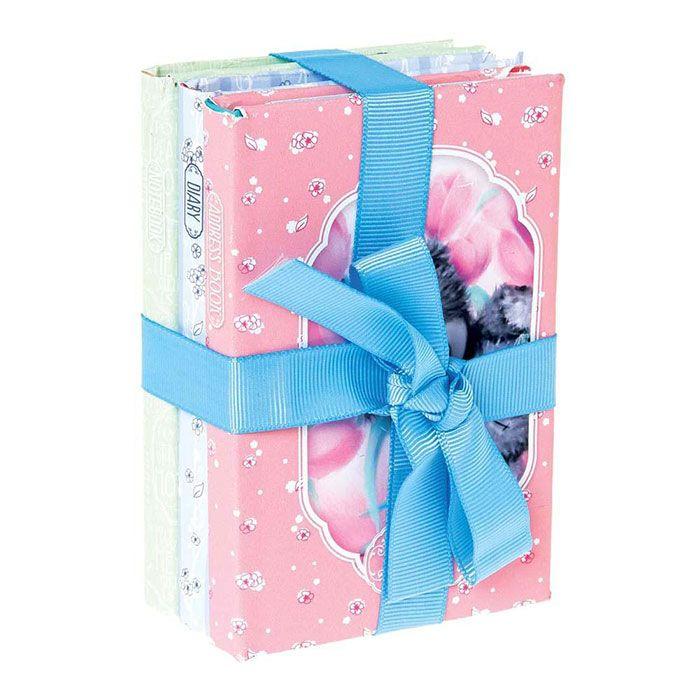 Me to You Bear Address Book, Diary & Notebook Set   £8.00
