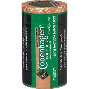 Copenhagen Wintergreen Pouches | Care Packages | Energy