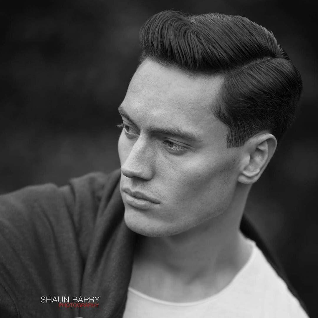 Parts in black men haircuts haircut by adamocbarberboy iftjmgix menshair