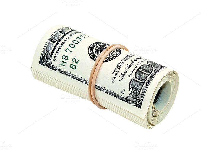 Bundle On Dollars Money Tattoo Money Stacks How To Get Money