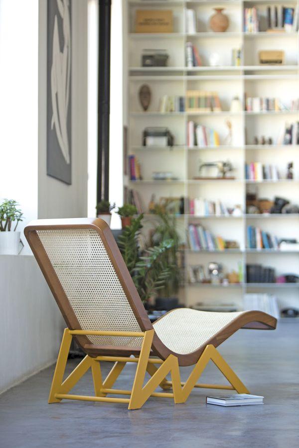 Chaise Longue Interieur Vintage Rakwe Fauteuil Design Chaise Longue Interieur Mobilier De Salon