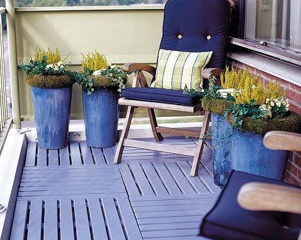 idee arredamento balcone lungo | un joli balcon | pinterest ... - Idee Arredamento Balcone