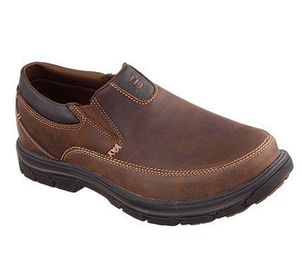 zapatos skechers hombre de vestir grande
