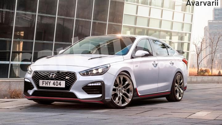 hyundai i30 n fastback. is this a reality? | plastidip | dream cars