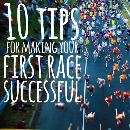10 Tips For First Time 1/2 Marathon & Marathon Runners