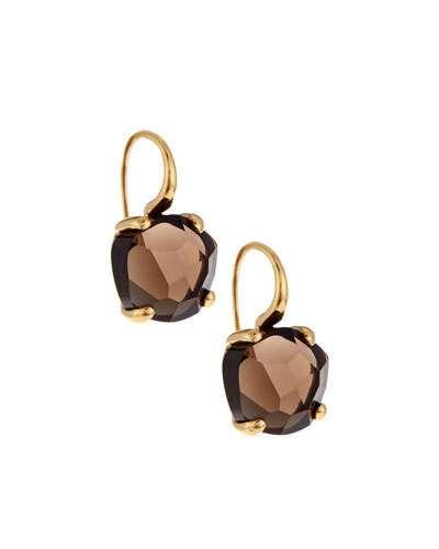4a886ffa8 👑GlaMBarbiE👑 Y2WV1 Pomellato Lola 18k Rose Gold Smoky Quartz Drop Earrings
